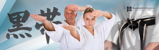 Die Schwarzgurte der TOWASAN Karate Schule Markt Schwaben
