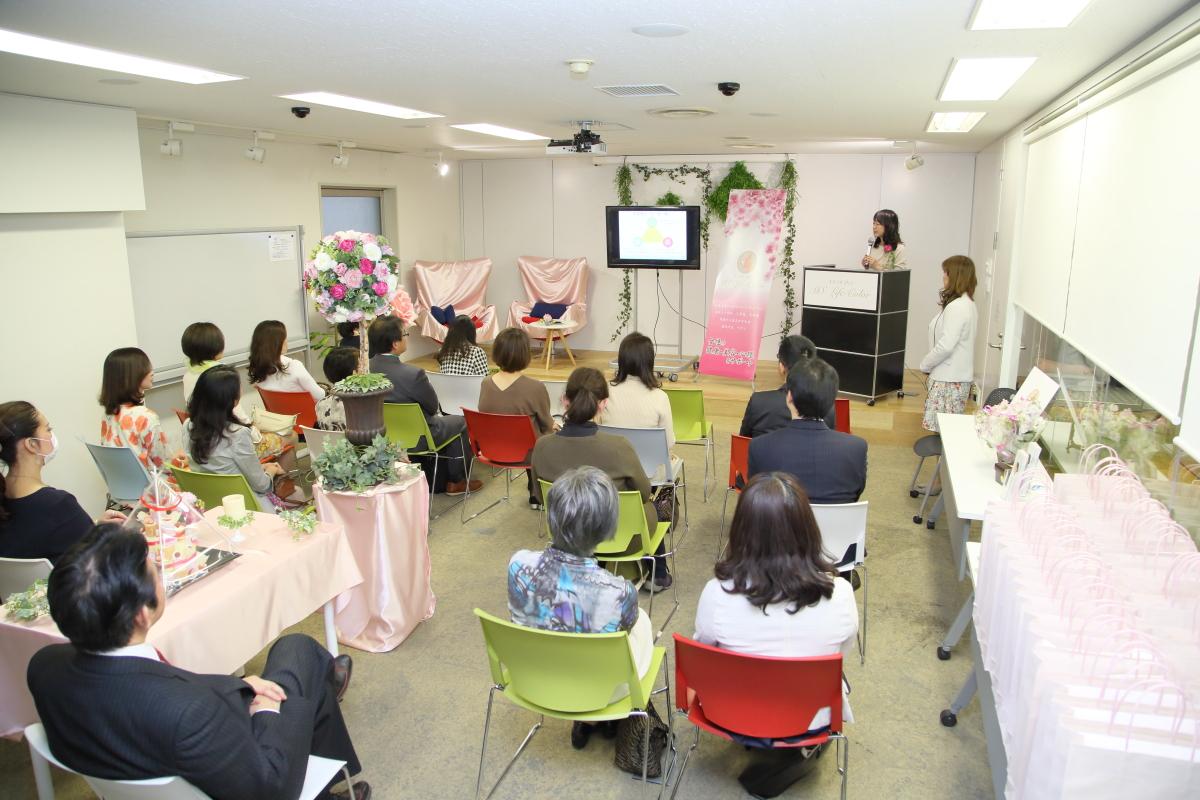 MS Life-Color創立1周年パーティー開催・2017年3月31日