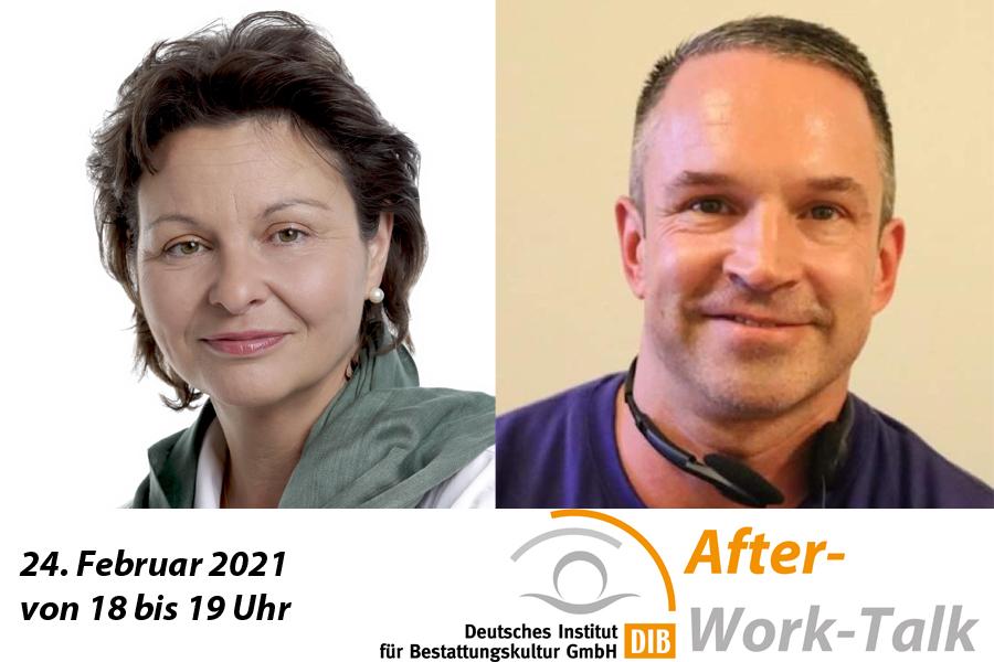 """""""Perfect Finish"""" – Zweiter After-Work-Talk am Mittwochabend"""