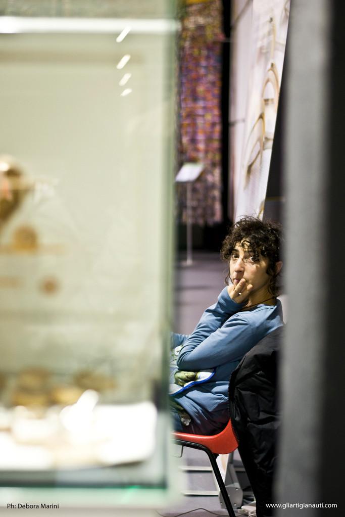 HABITAT JEWELS. Gli Eco monili di Alessandra Pasini in mostra ad Abilmente.
