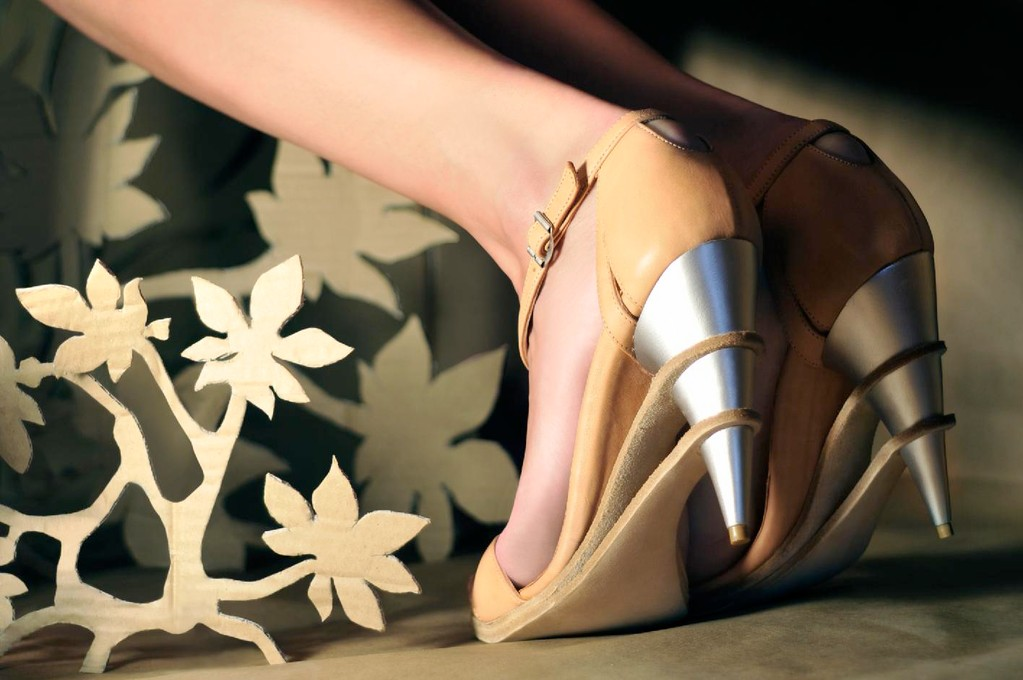 12:61 di Marta Pietrosanti. Eco calzature e borse