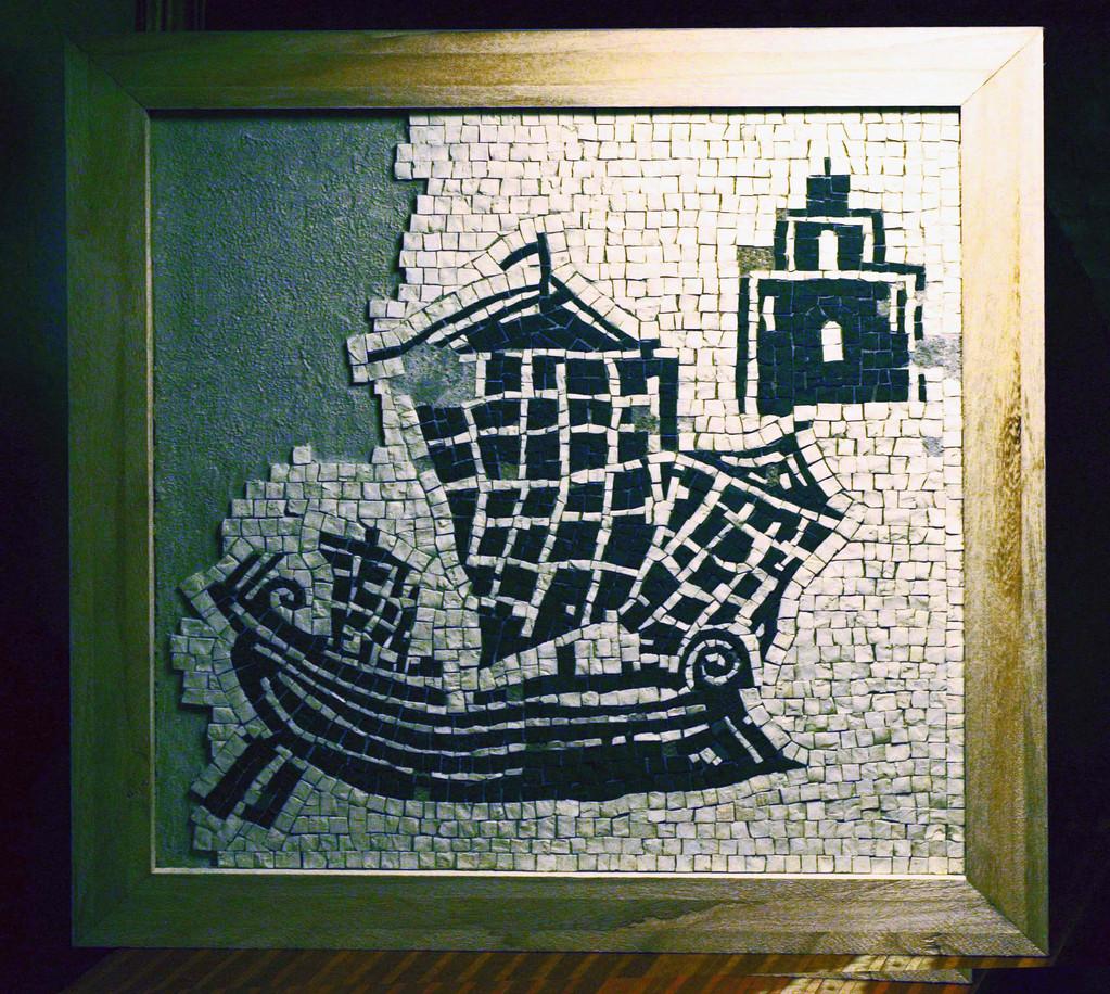 Come Costruire Un Mosaico come montare il mosaico - gli artigianauti. artigianato