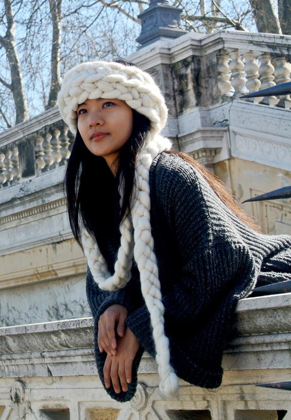 Concorso Nazionale di Moda Etica - Autore selezionato categoria Tessile - Roberta De Vita