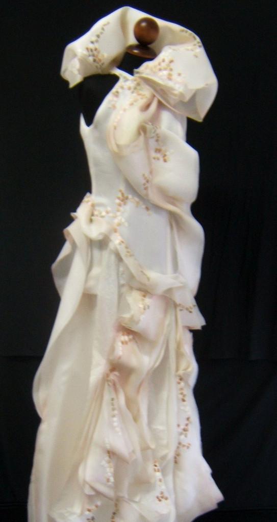 Concorso Nazionale di Moda Etica - Autore selezionato categoria Abbigliamento - Luciana Campanale