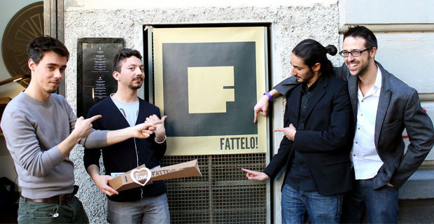 Fattelo! Lampada fai da te per design open source