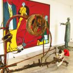 L'ARTE COME UNA PARTITA A PING PONG tra galleristi, critici e case d'asta