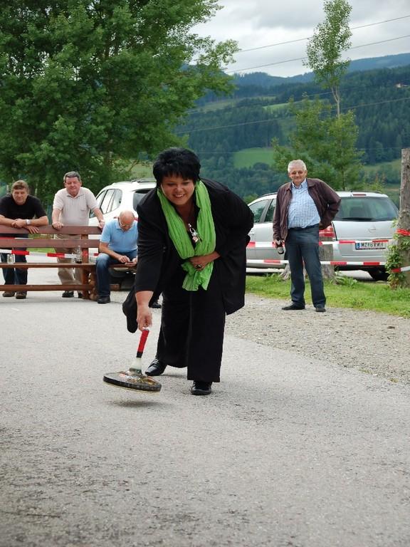 VDir. Karin Langegger von der Sparkasse