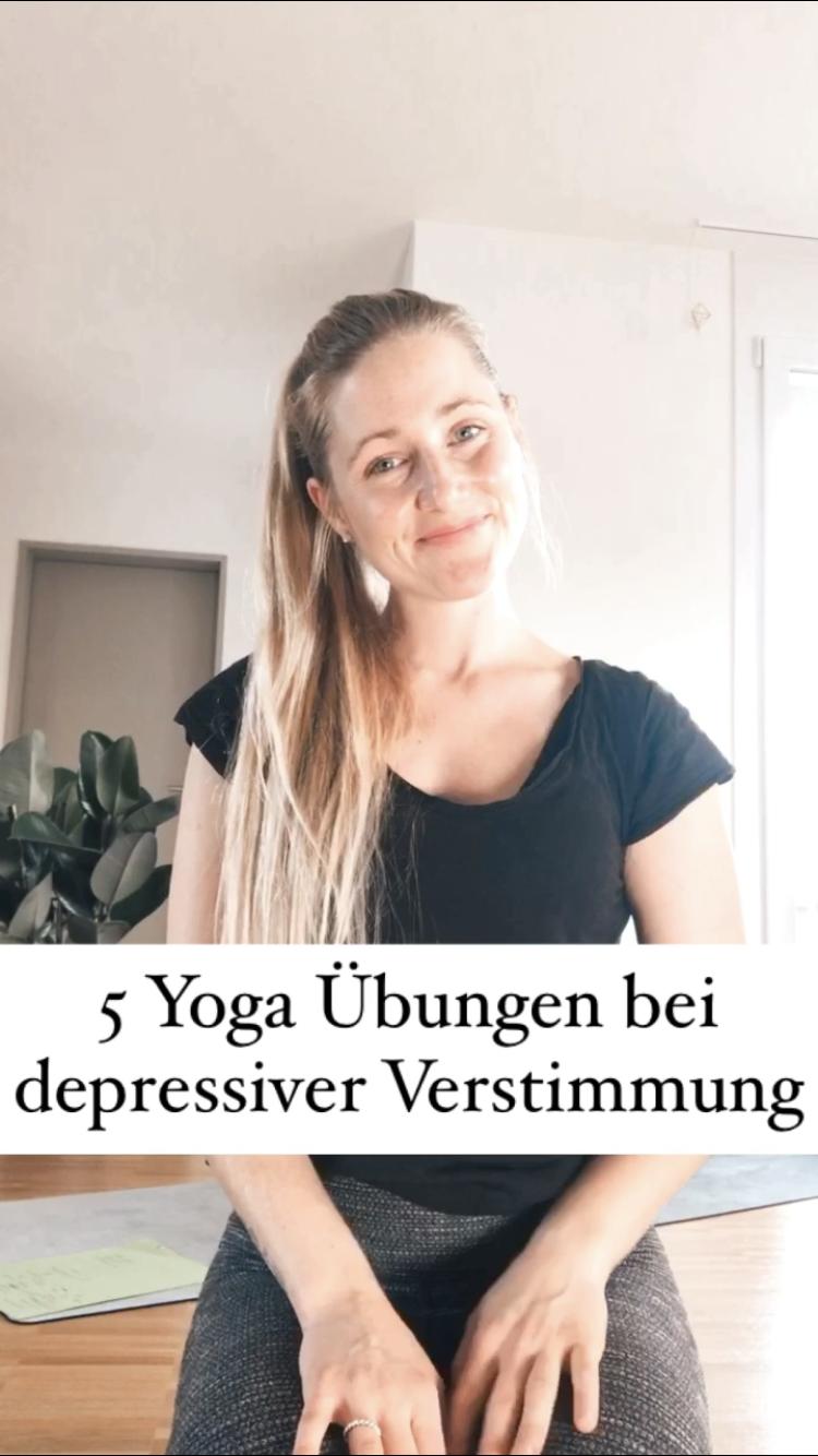 5 Übungen bei depressiver Verstimmung während Coronazeiten