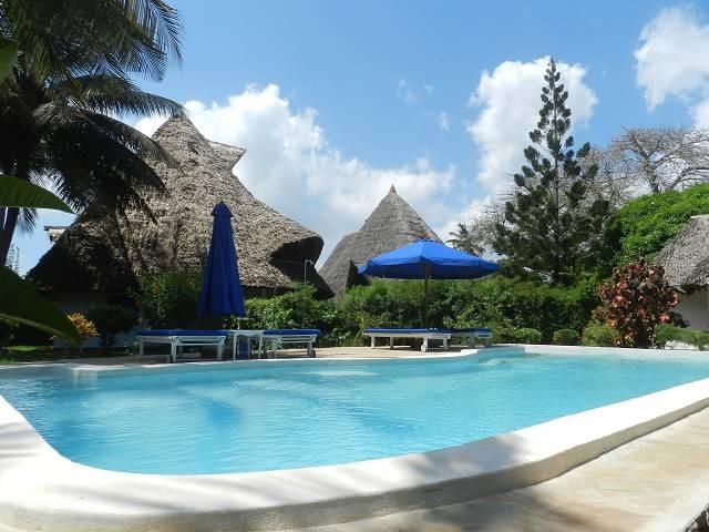 Urlaub in Kenia in einem Ferienhaus mit Pool und viel Platz