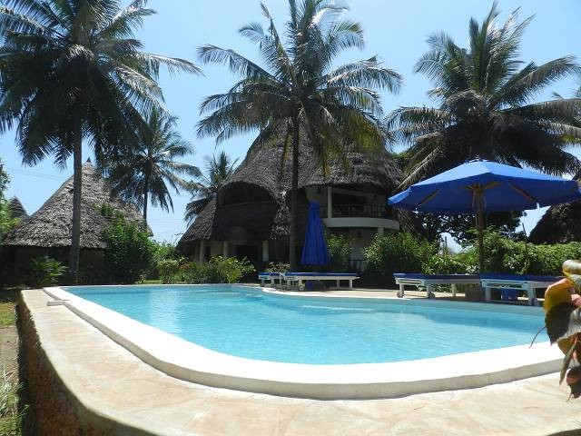 Villa Paradies in Diani Beach Kenia