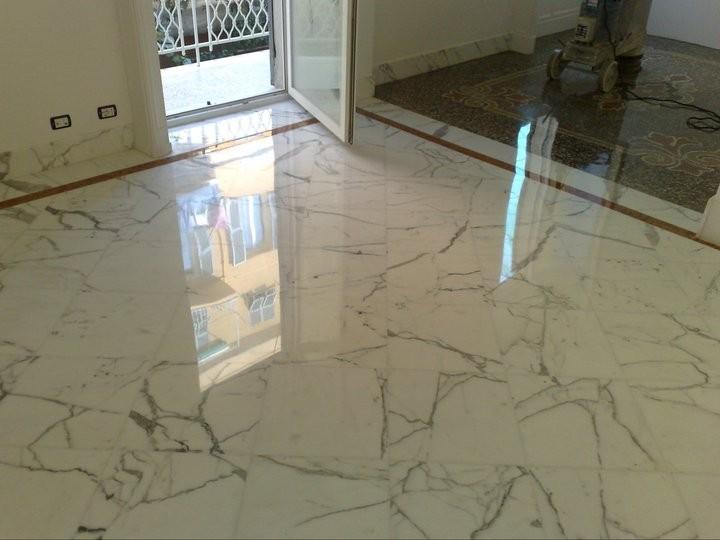 Lucidatura pavimenti Genova, marmo graniglia e lucidatura parquet - Levigatura Lucidatura ...