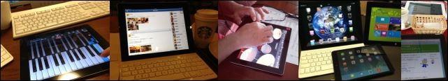 iPadで出来ることは無限大です!