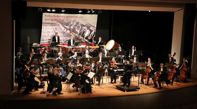 Philharmonie Baden-Baden and Judith Kubitz ( Foto by Frank Hameister )