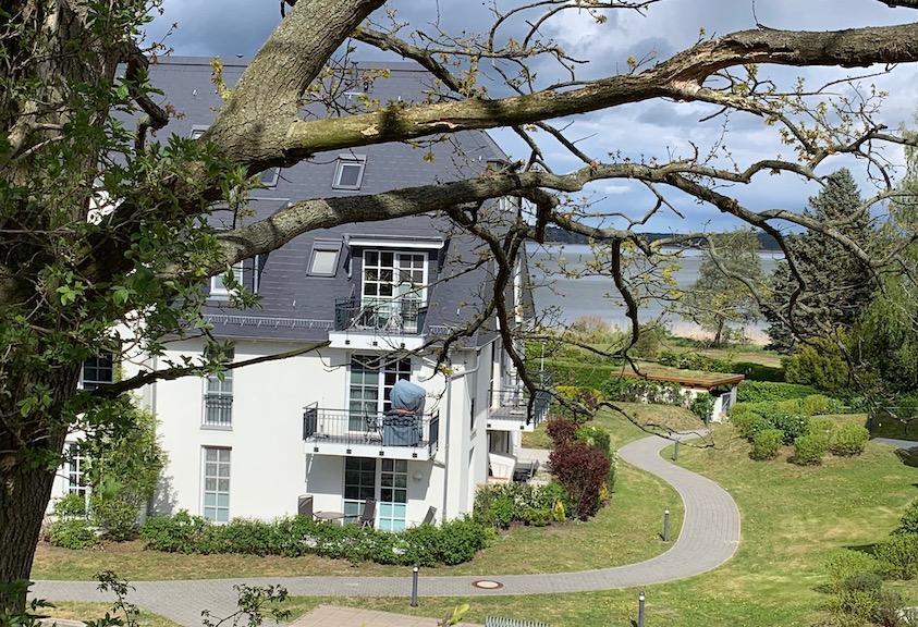 Residenz am Balmer See, Haus B mit Appartement 45, Ferienwohnung GolfundMeer   Photo © P. Schmidt