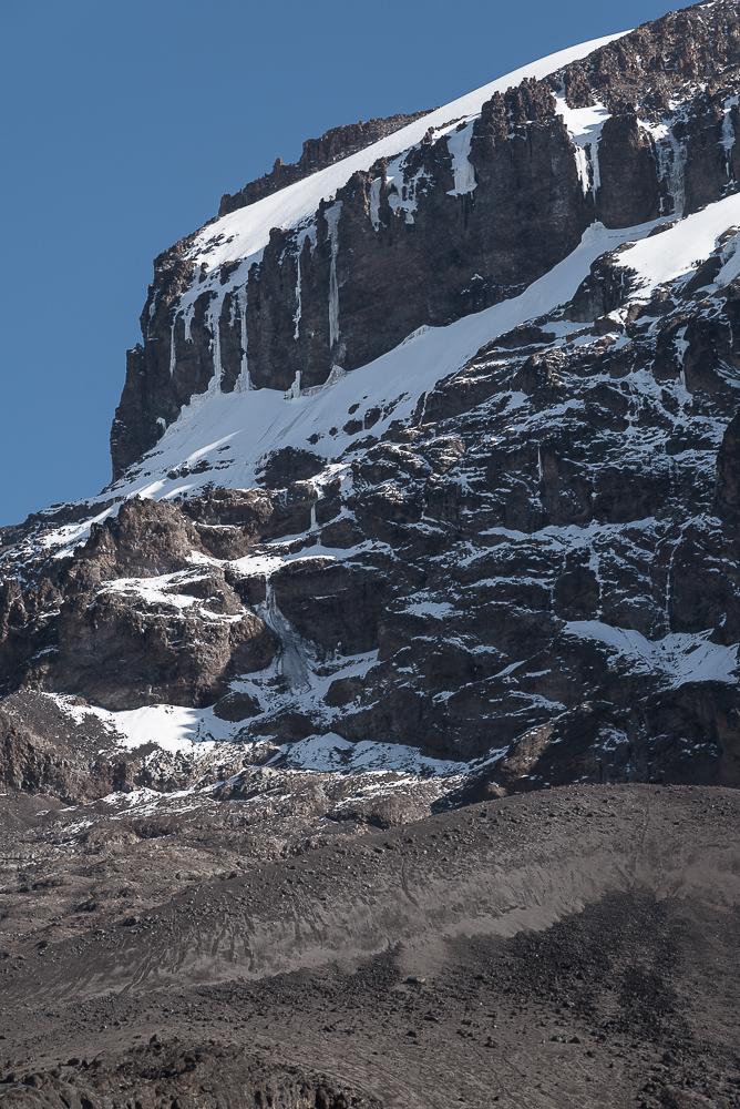 Kibo, Kilimanjaro, Kilimandscharo