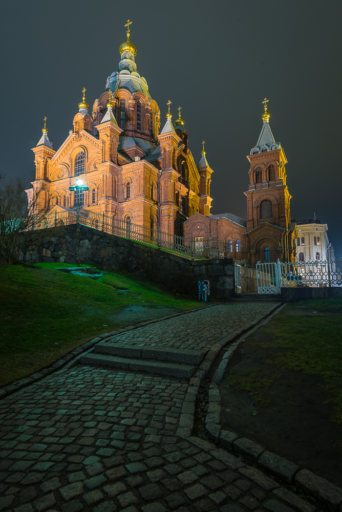 Uspenski-Kathedrale, Uspenskin katedraali, Uspenskin Cathedral, Helsinki