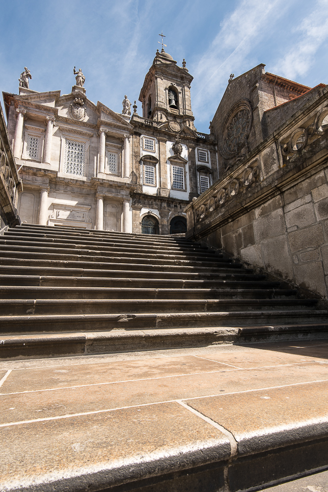 Igreja Monumento de São Francisco, Church of Saint Francis, Porto
