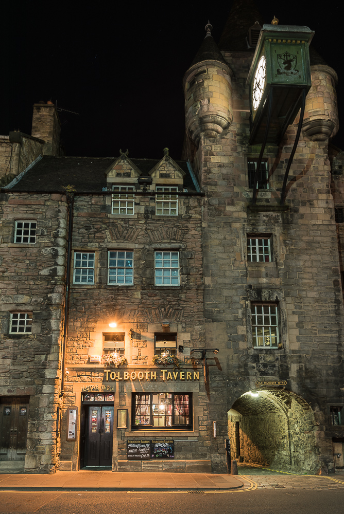 Tolbooth Tavern, Edinburgh