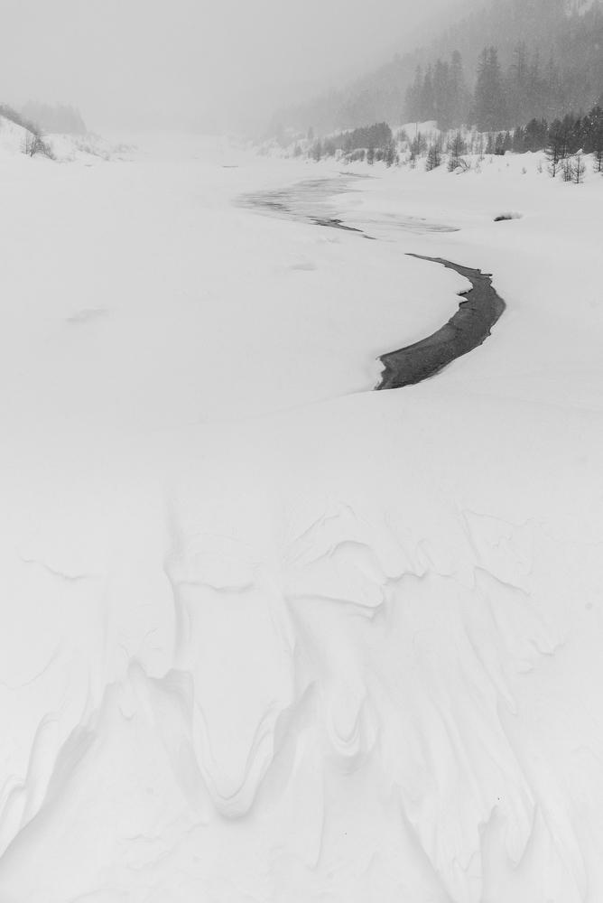 Winterlandschaft, winter landscape, Morteratsch, Pontresina, Engadina