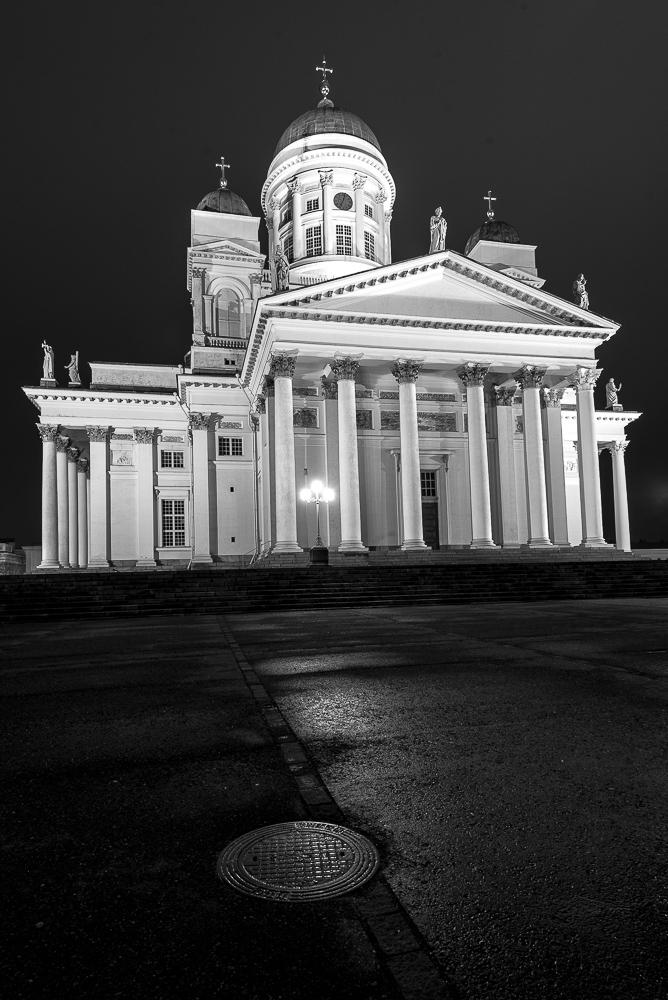 Helsingin tuomiokirkko, Dom von Helsinki, Helsinki Cathedral