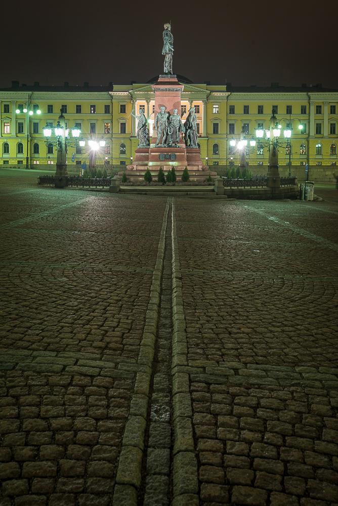 Senaatintori, Senatsplatz, Senate Square, Helsinki