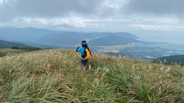 高島トレイル 大谷山
