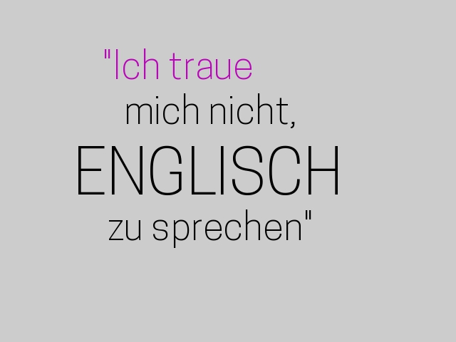 Trauen Englisch
