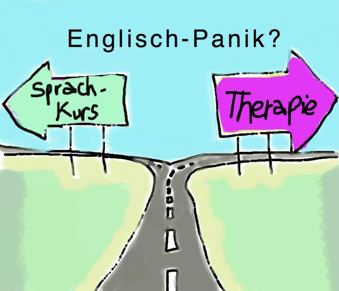 Angst Auf Englisch