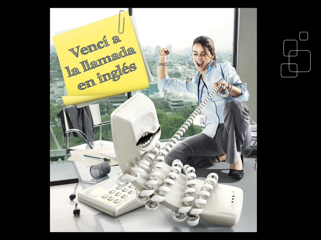 •Retoque/Ilustración 3D      •Agencia: Y&R Perú