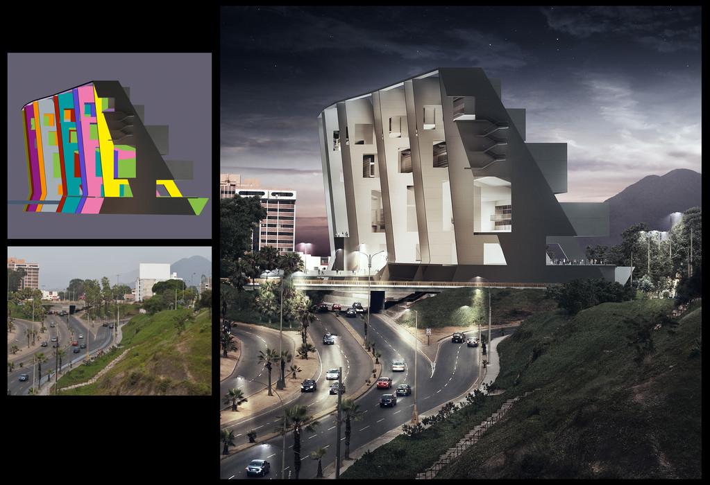 •Retoque/Ilustración       •Agencia: MAYO PERU