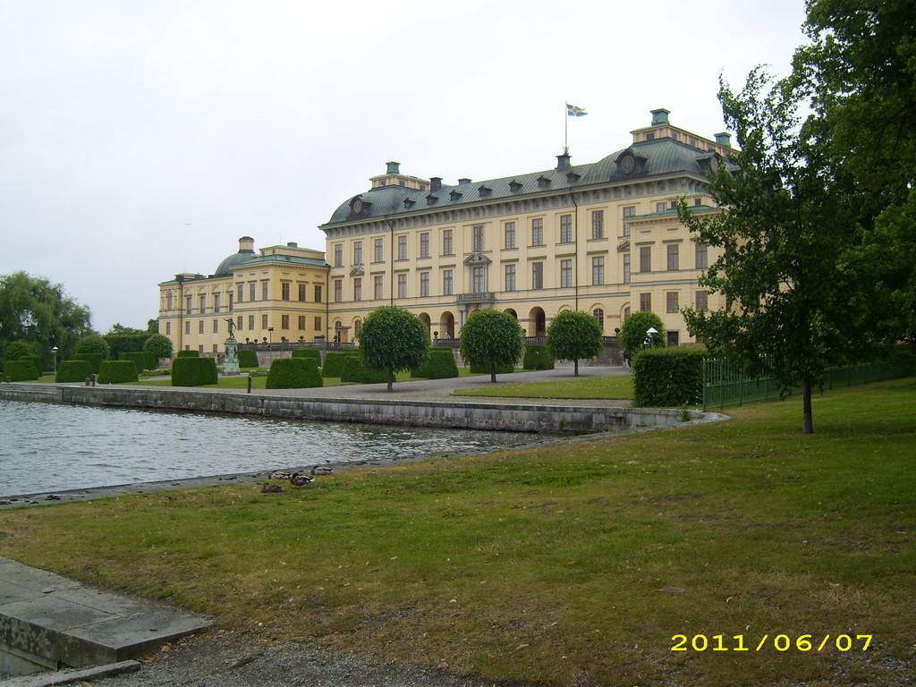 Drottningholm; LandFrauen Bordesholm