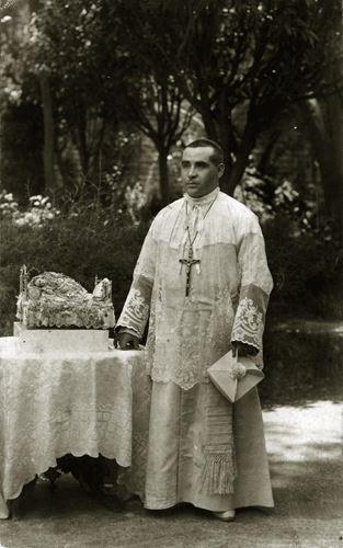 Padre Federico Salvador y Ramón