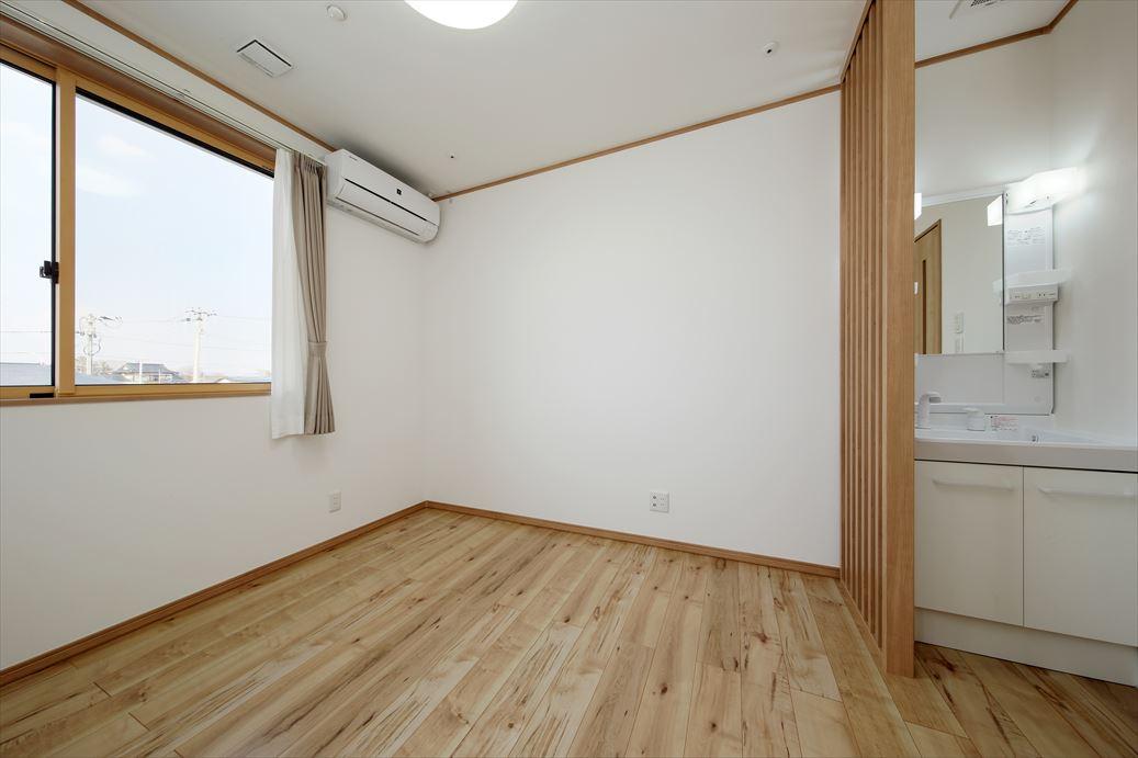 木造のゆったり空間