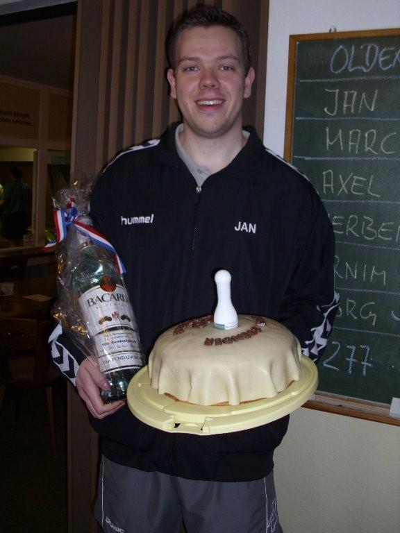 Jan's 100. Bundesligaspiel