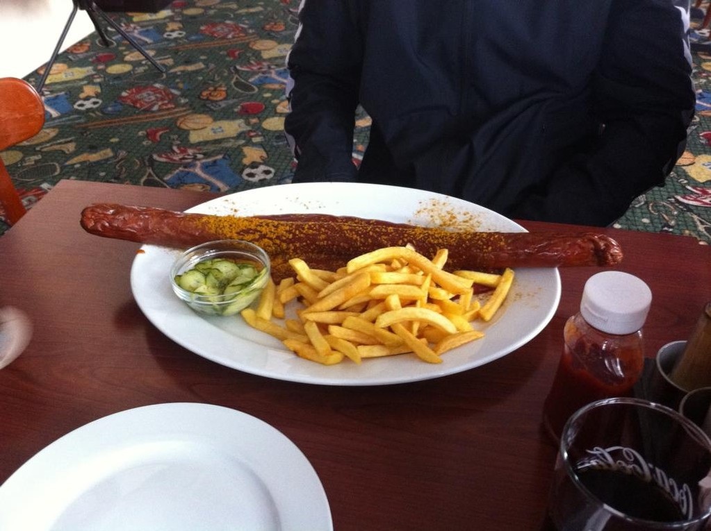 Im XXL Restaurant