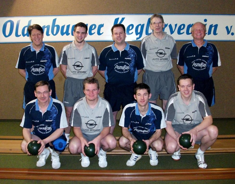 Mannschaft 2011/12