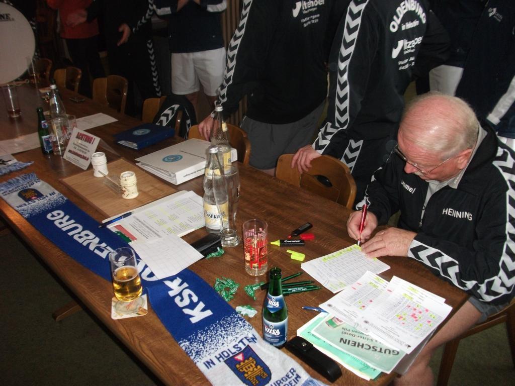 Henning schreibt die Rechnung :-)