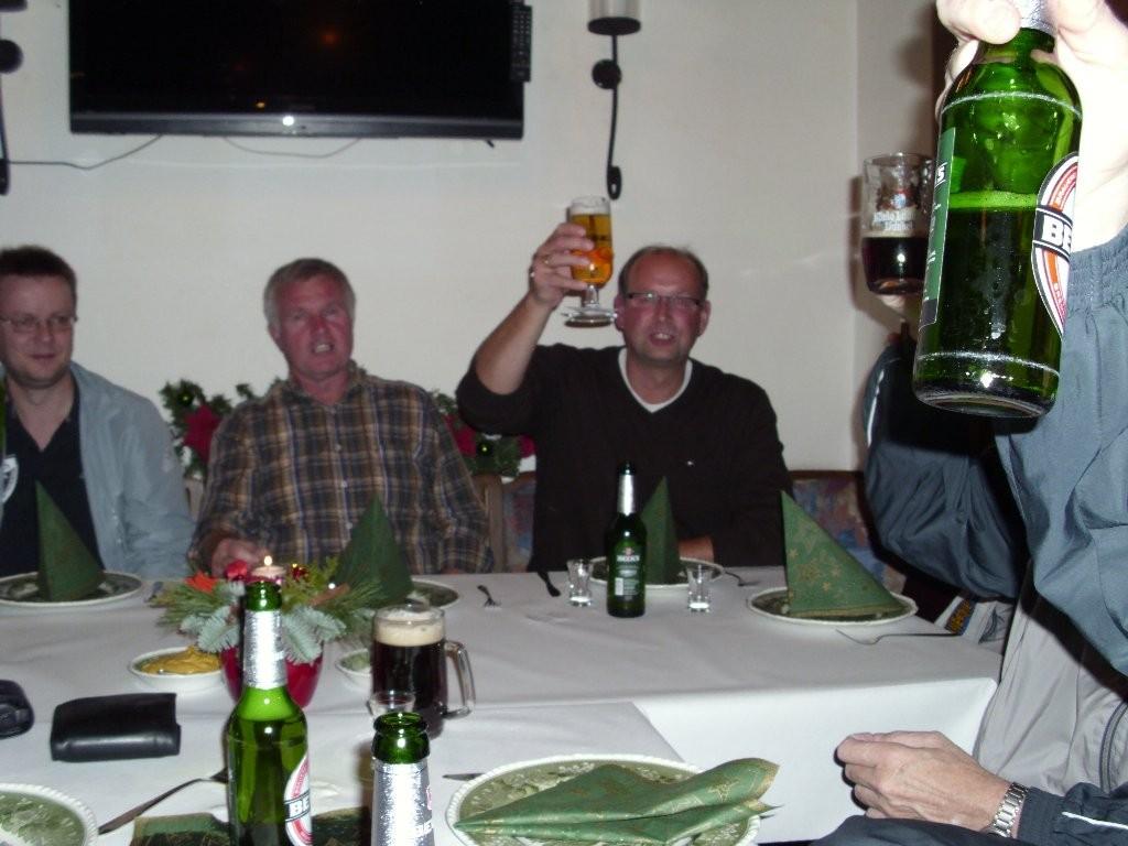 Grünkohl essen in Bremerhaven