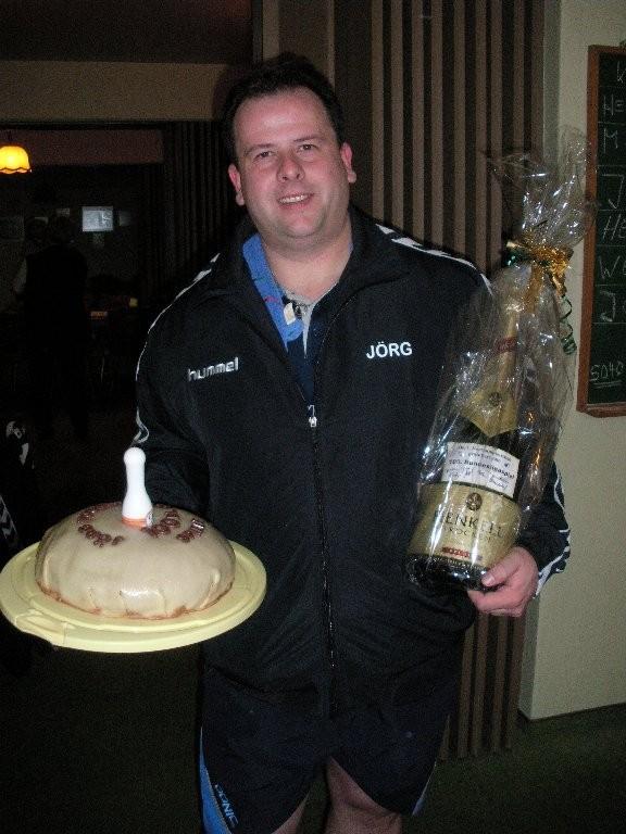 Jörg's 100. Bundesligaspiel