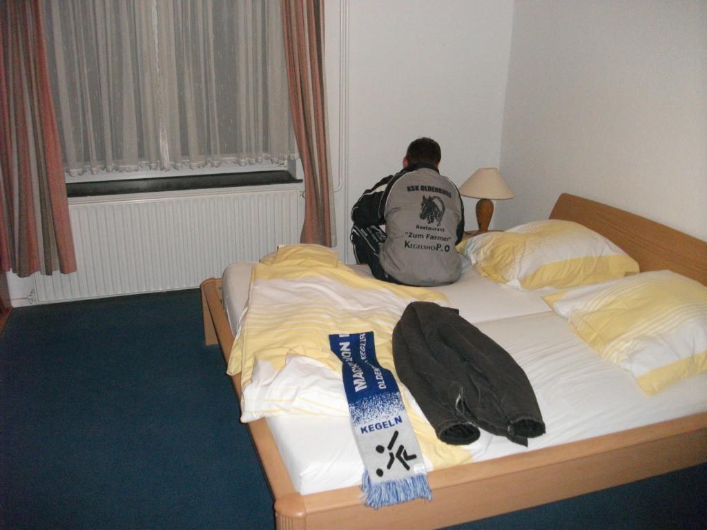 Im Hotel Jeverstube