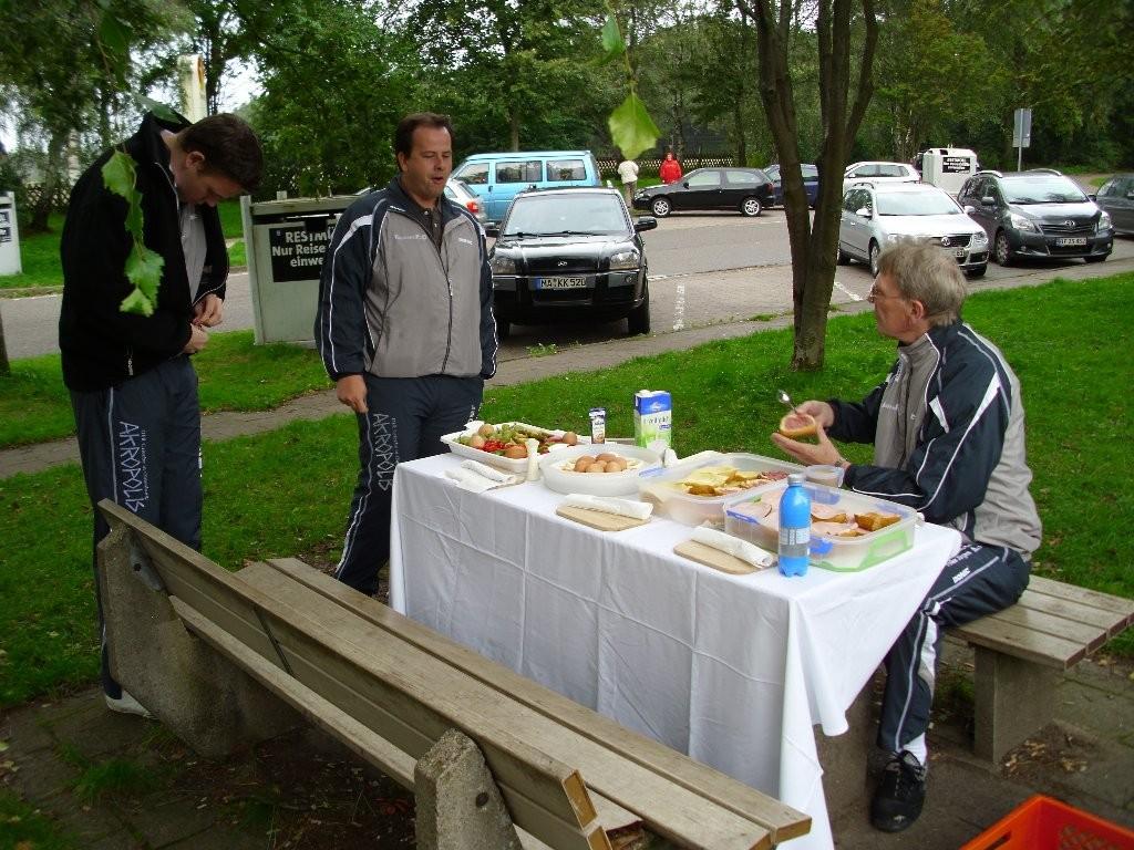 Fürstliches Frühstück von Peter