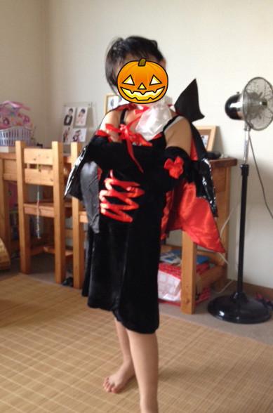 ハロウィン衣装 ドラキュラ 女の子