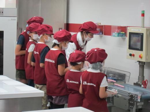 キッザニア お菓子工場
