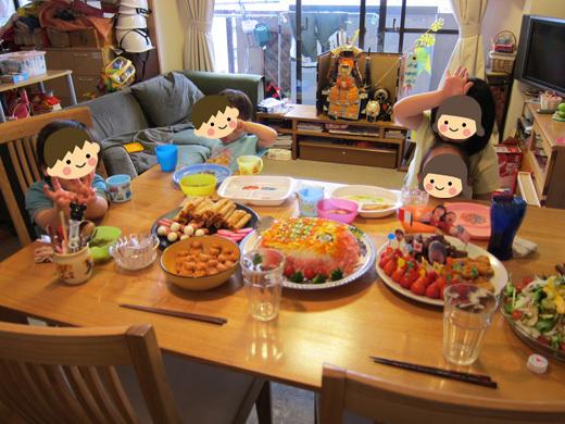 子供の日 お祝い