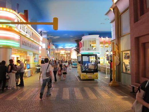 キッザニア東京 はとバス