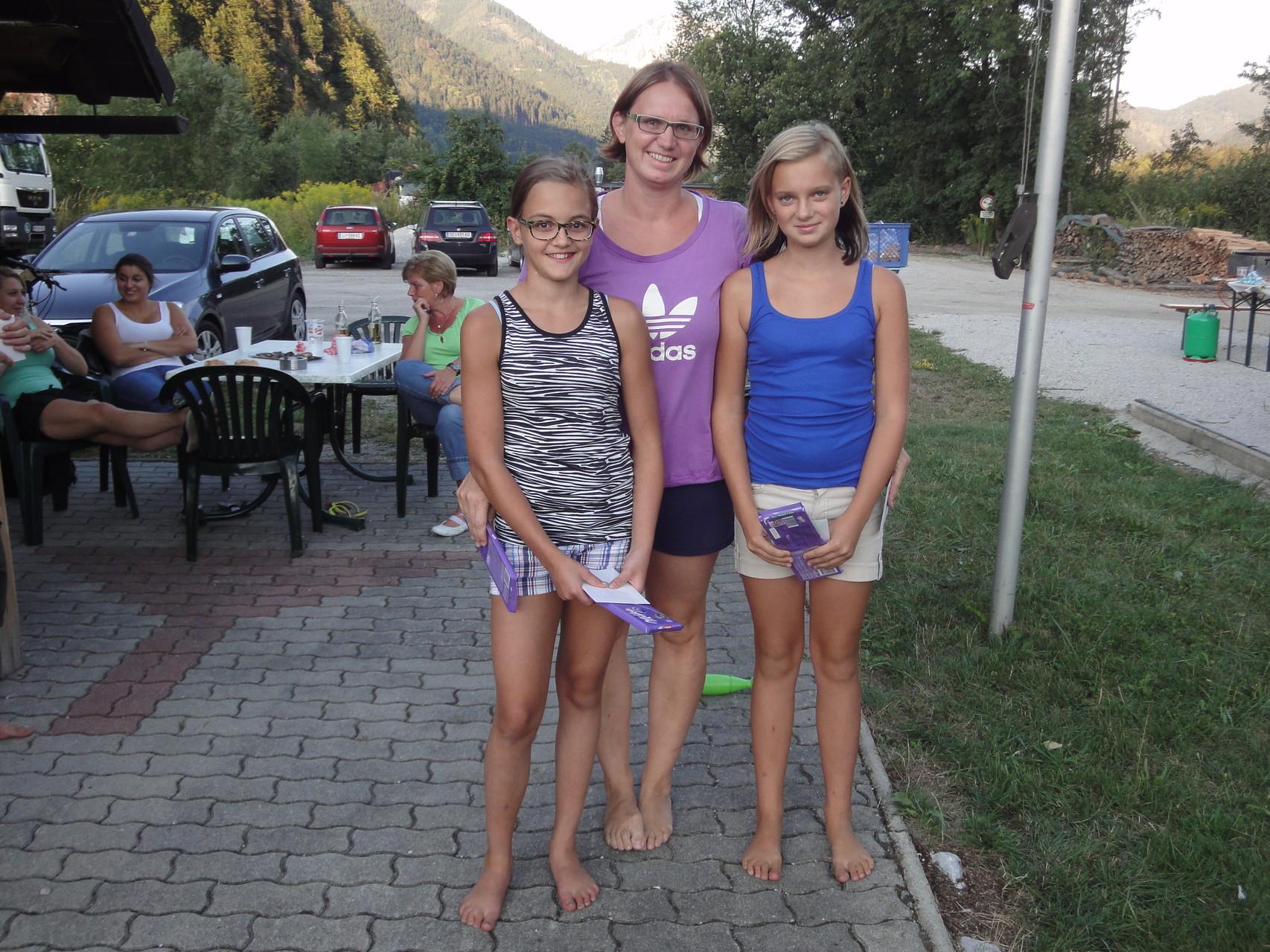 Team Karo, Marion, Laura