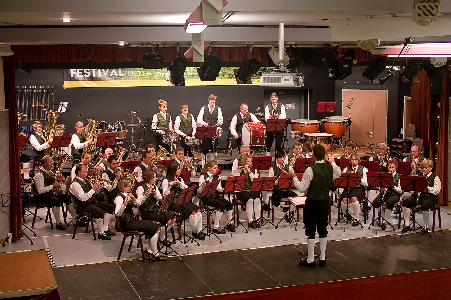 Konzertwertung Liezen - November 2012
