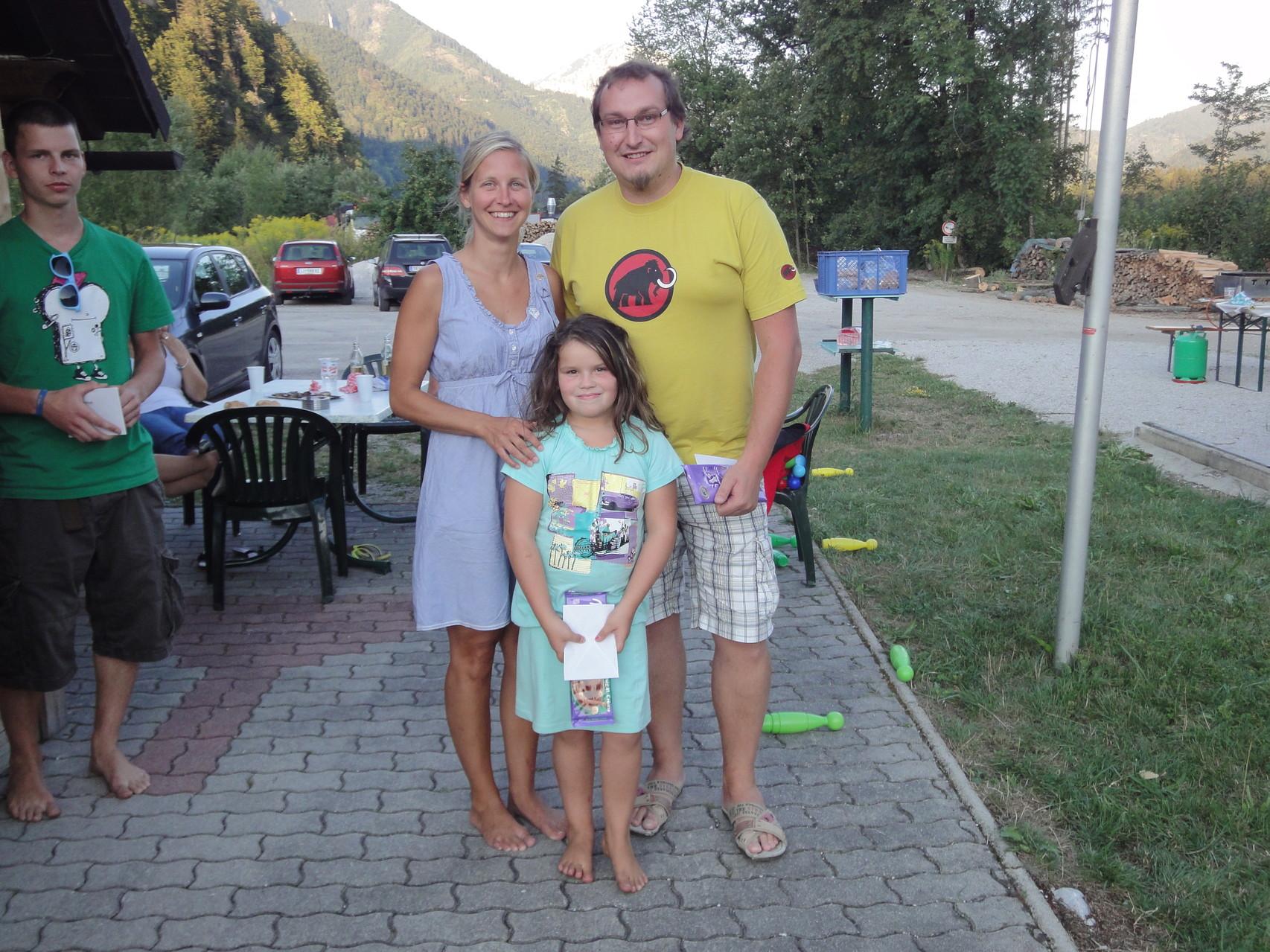 Team Helgrit, Michael, Fiona