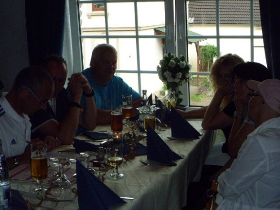 Mitglieder Tisch