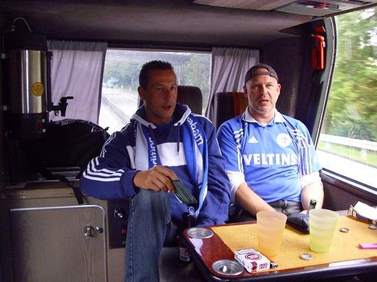 Dirk und Peter